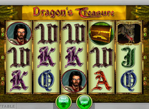Dragon's Treasure online
